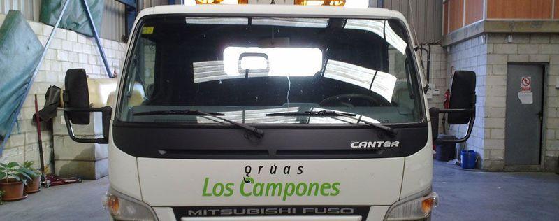 Gruas Los Campones
